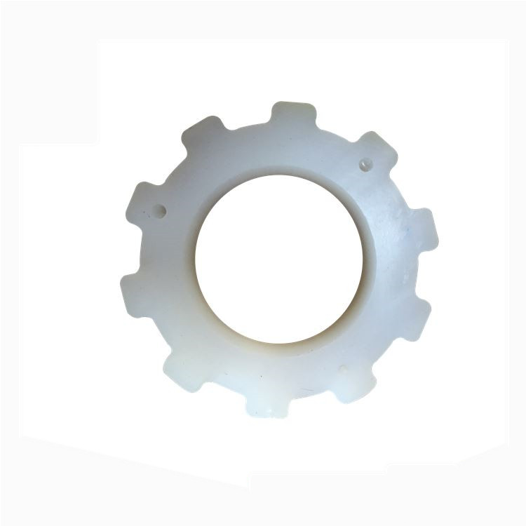 Attractive Design Fkm For Valve Seat Sealing White Rubber Washer