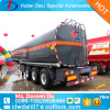 35-55m3 heating system asphalt bitumen transport tanker semi trailer for sale