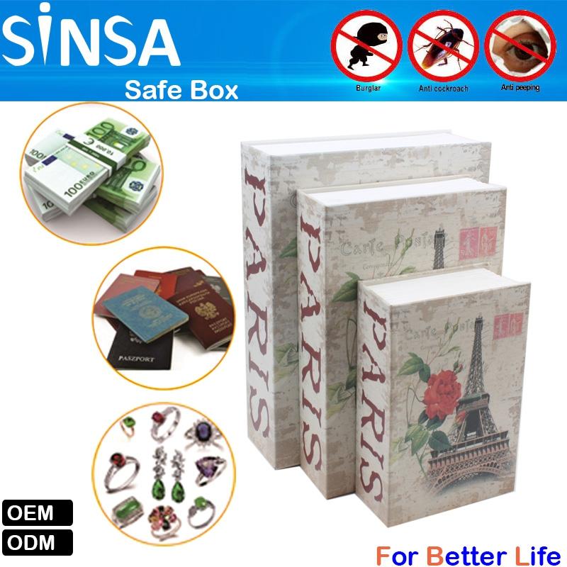 Similar Dictionary Secret Book Design Hidden Safe Key Lock Box - Buy Fake  Book Storage Box,Book Safe Lock Box,Hidden Key Box Product on Alibaba com