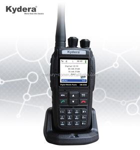 DMR hf ham radio transceiver DM-8500 Kydera handheld radio with bluetooth