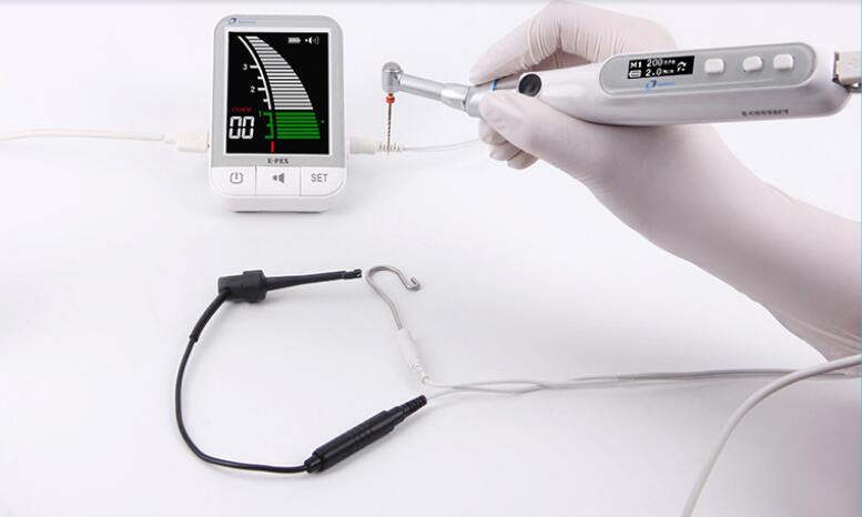 Dental Endo Motor with apex locator (Endodontic Device)-Dental Products