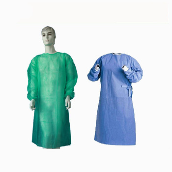 Medical Production/disposable Surgical Gown/medical Sms Surgical ...