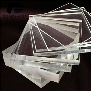 100% Virgin mma material clear cast acrylic sheet transparent sheets