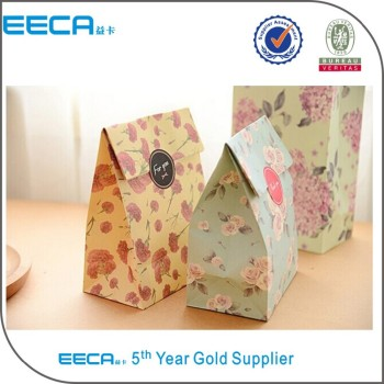 Custom paper box packaging/box packaging design ideas in Dongguan China