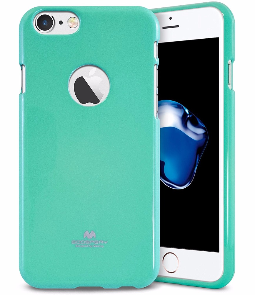 China Online Case Manufacturers And Suppliers On Goospery Iphone 6 6s Pearl Jelly Black