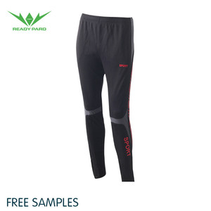 Wholesale workout pants men sublimation printed gym joggers soccer men's pants and trousers