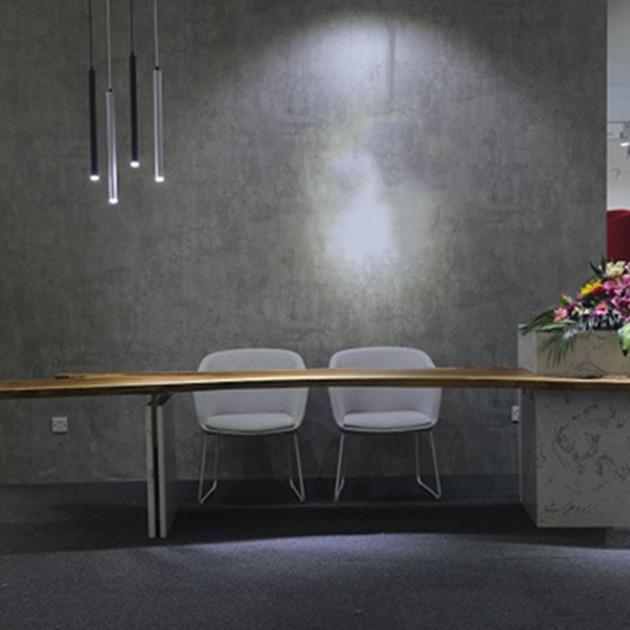Ресепшн/ресепшн стол с шкафчиком кабинет счетчик мраморный прием стол офис деревянный стол