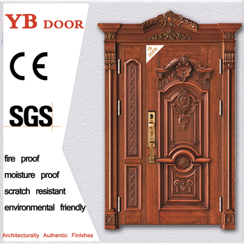 Fire Rated Exterior Stainless Steel Door With Glass Insert Buy