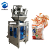 Automatic Frozen Food Shrimp Meat/ Duck/ Chicken Packaging Machine