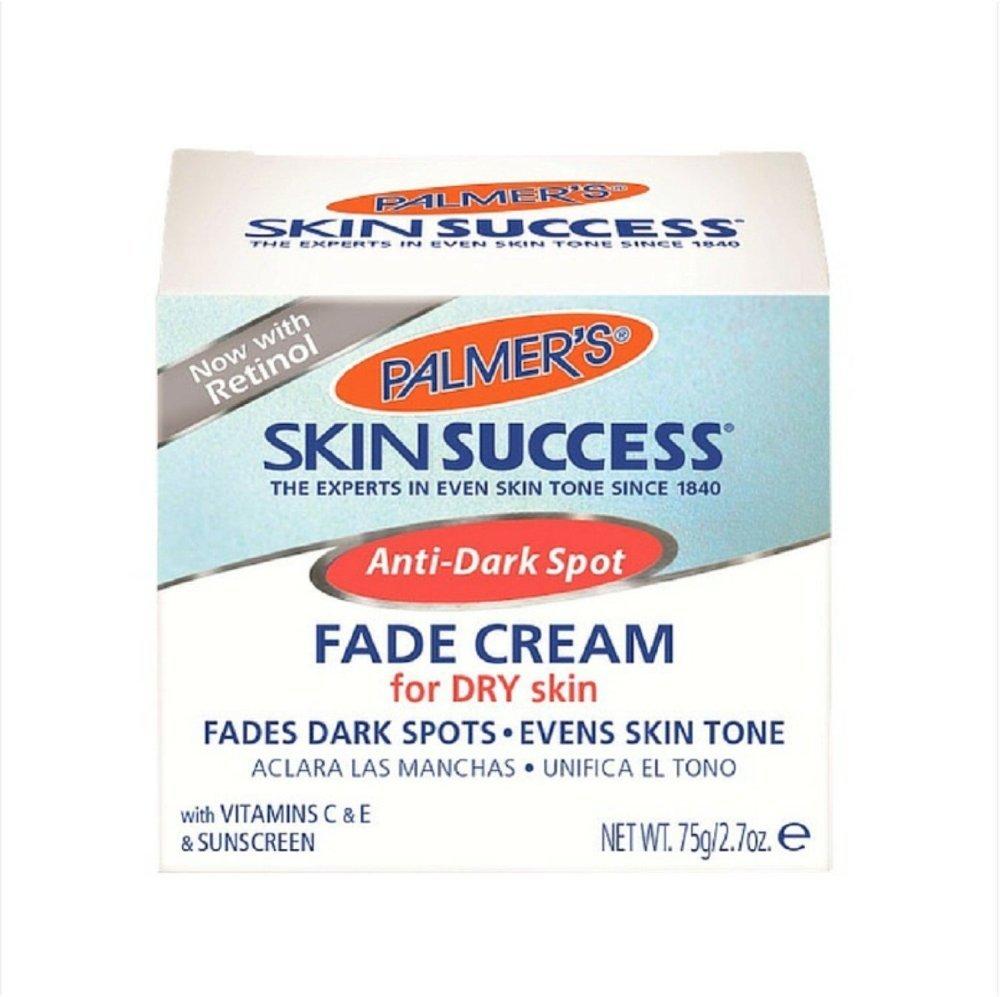 Palmers Skin Success Regular Fade Cream 2 oz. Jar (3-Pack) with Free Nail File Lierac - Gentle Exfoliator - Exfoliating Cream Scrub - 50ml/1.6oz