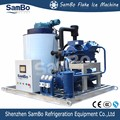 For Fishing Boat SamBo CE Anti-erosion 5T Per Day Flake Ice Machine Marine Seawater
