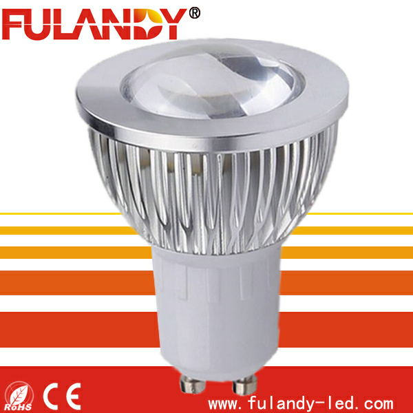 cob gu10 led spotlights 277v 8w MR16 led