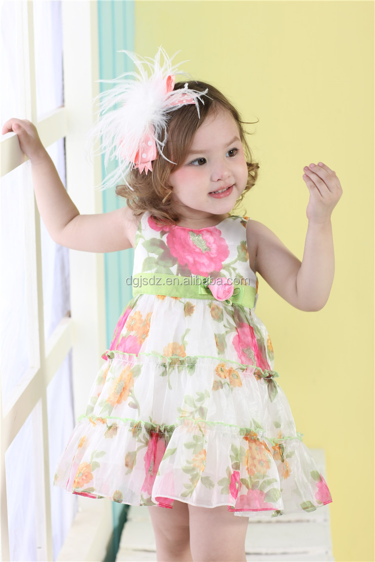 Little Girl Dresses Casual