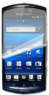 Crystal Clear Cover Screen Protector for Sony Ericsson Xperia Neo / Neo V Mobile Phone