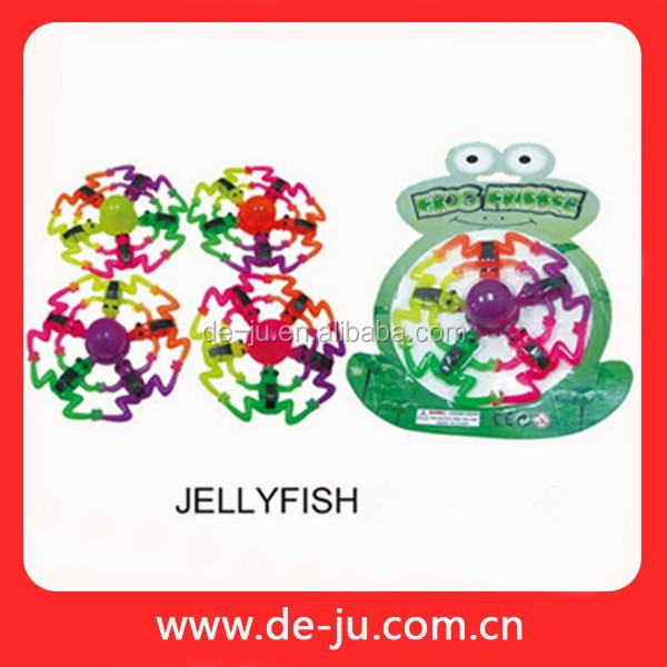 Cheap Inflatable Squishy Puffer Jellyfish Toy