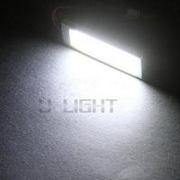 Super Bright T10 Festoon Ba9s Cob Dome Light 48 Led For Car ...