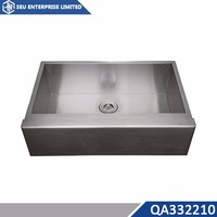 ODM Or OEM Farmhouse Apron Sink Without Faucet Feature