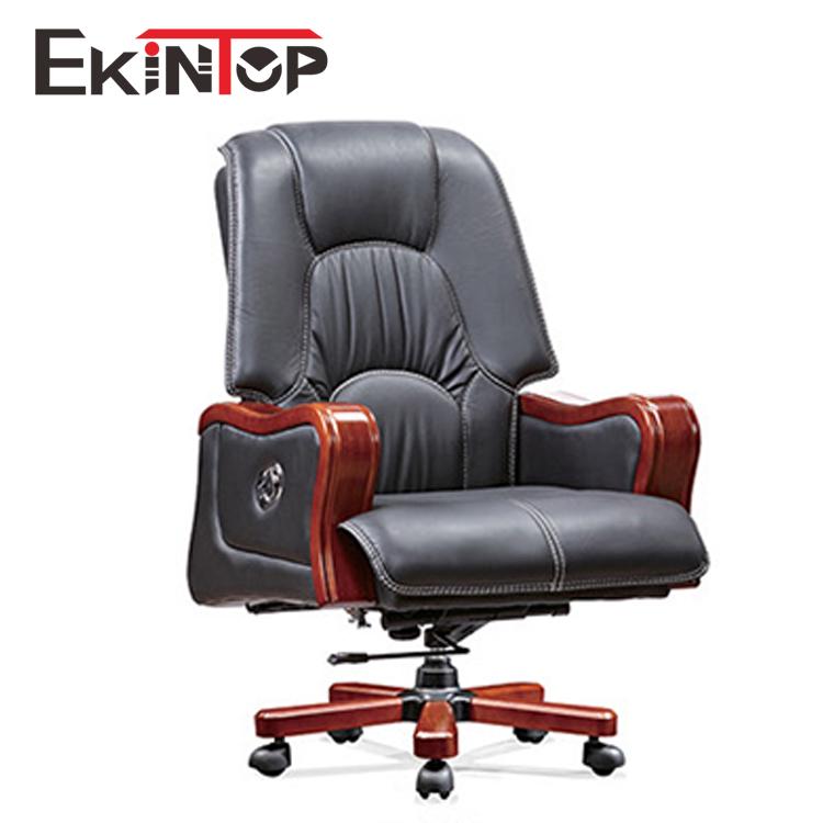 Heat Modern Luxury Ceo Chair Leather