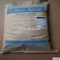 Industrial wholesale bulk standard liquid organic citric acid