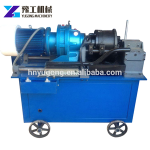 Rolling bars machine rolling and thread machine rollers and chaser thread rolling machine