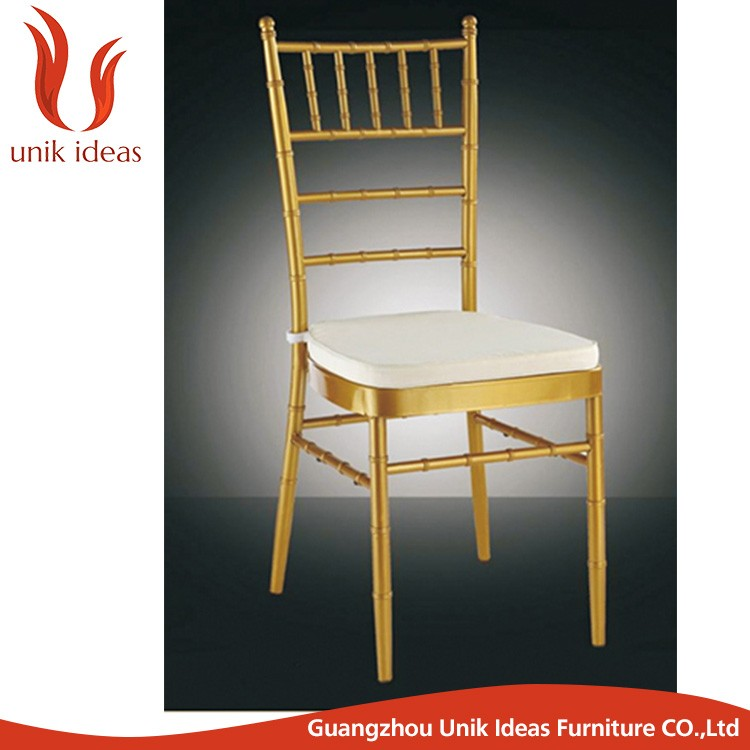 China chiavari bruiloft stoelen in guangzhou china