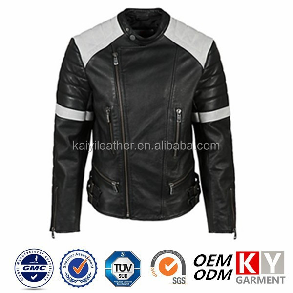 All size cheap price man leather jacket wholesale hip hop clothing