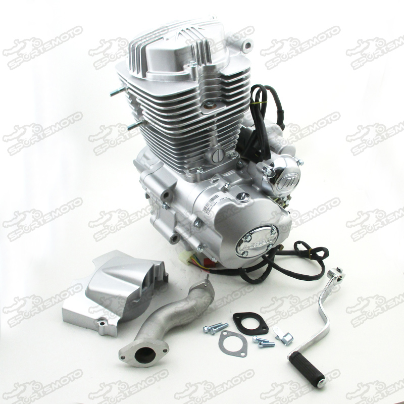 Lifan CG 250CC Engine 167FMM With Reverse Air Cooled For ATV Quad Go Karts