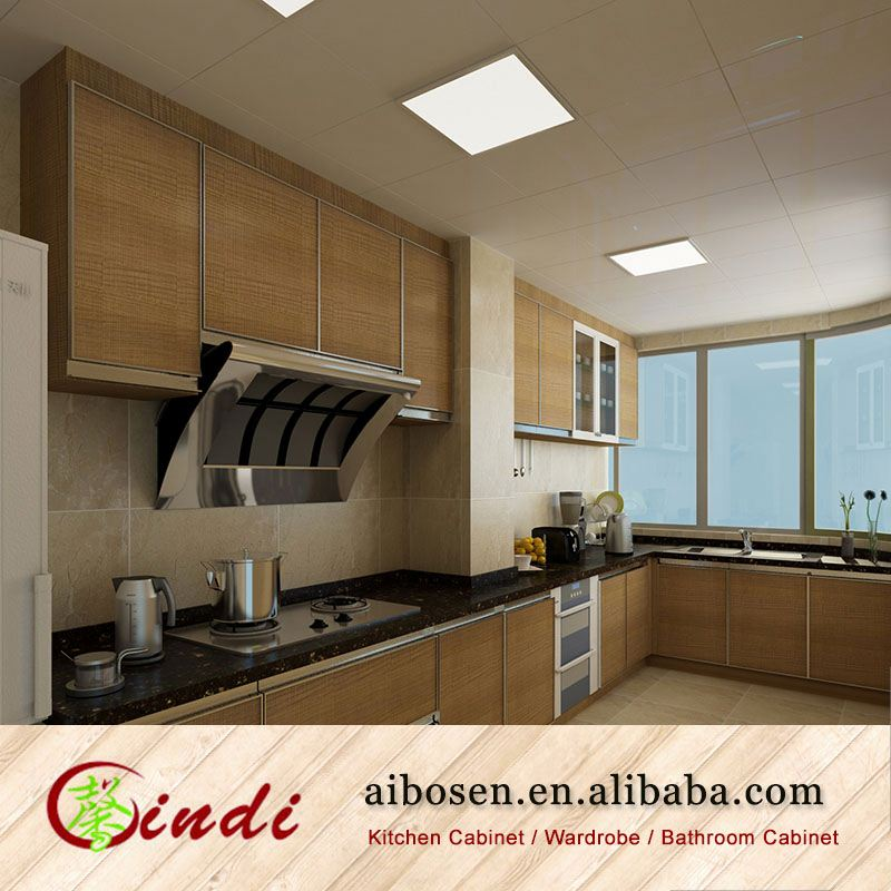Where To Buy Kitchen Cabinets Wholesale: 2014 Hot High Quality Project Unfinished Kitchen Cabinets