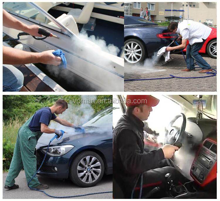 Electric 15bar Mobile Steam Car Wash Machine/steam Car Wash Price ...