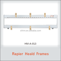 Heald Frame For High Speed Sulzer G6200 Weaving Loom Spare Parts