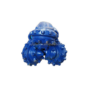 Customized roller cone rock tci water well drill tricone bit
