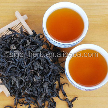 Gratis Monster Chinese Cilinder Verpakt Wuyi Rots Thee Dahongpao Big Red Robe Oolong Thee