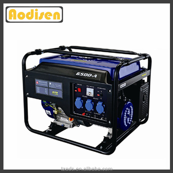 Home Use Silent 4000watt Price Of Generator In South
