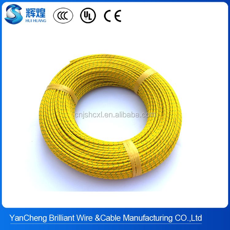 350 C Multilayer Fiberglass Wire