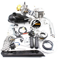 China bicycle parts supplier 4 stroke 49cc Motor Bicycle Engine Kit