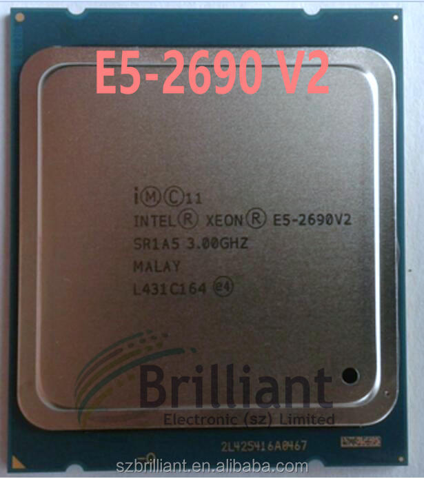 Intel XEON 14 CORE Processor E5-2690V4 2 6GHZ 35MB Smart