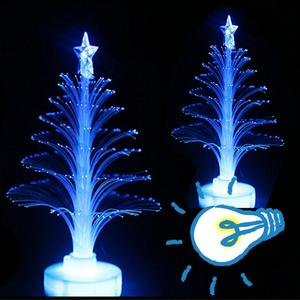 low price promotion Party used LED Christmas Tree blinking tree for christmas