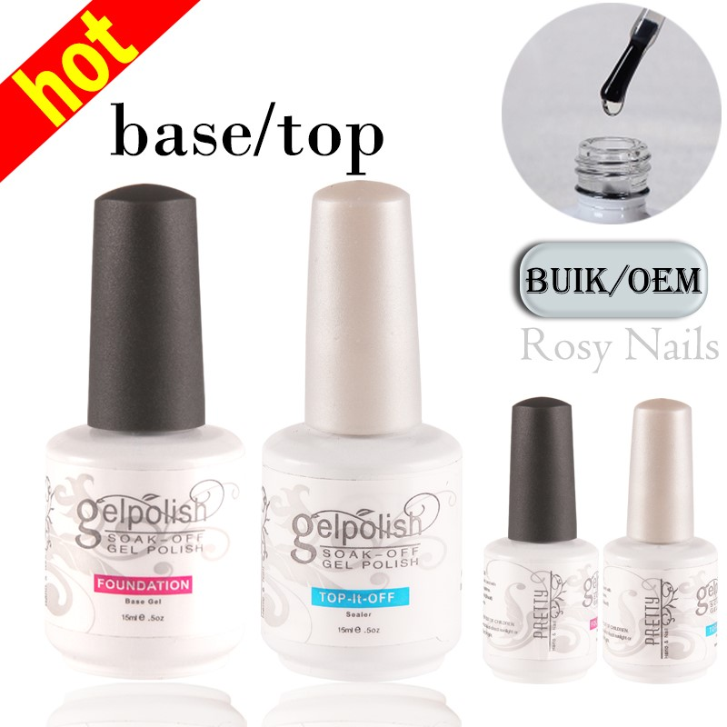 Natural Top Matte Nail Polish Brands Gel With Private Label - Buy ...
