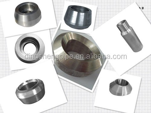 concentric swage nipple and eccentric swage and steel cap
