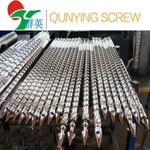 professional injection barrel screw design/injection molding machine screw/injection screw barrel