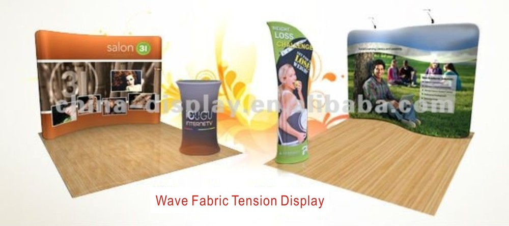 Beach Flag Pop Up Folding Tent Light Box Display Booth Stand