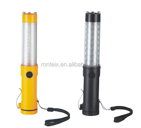 Police Traffic Baton Light / Led Wand / Traffic Equipment