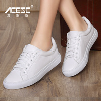 Spring And Summer Season White Sneakers Shoes For Women