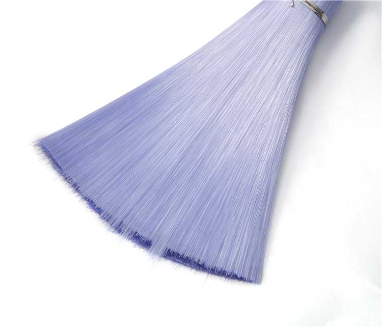 PBT monofilament for lary paint brush
