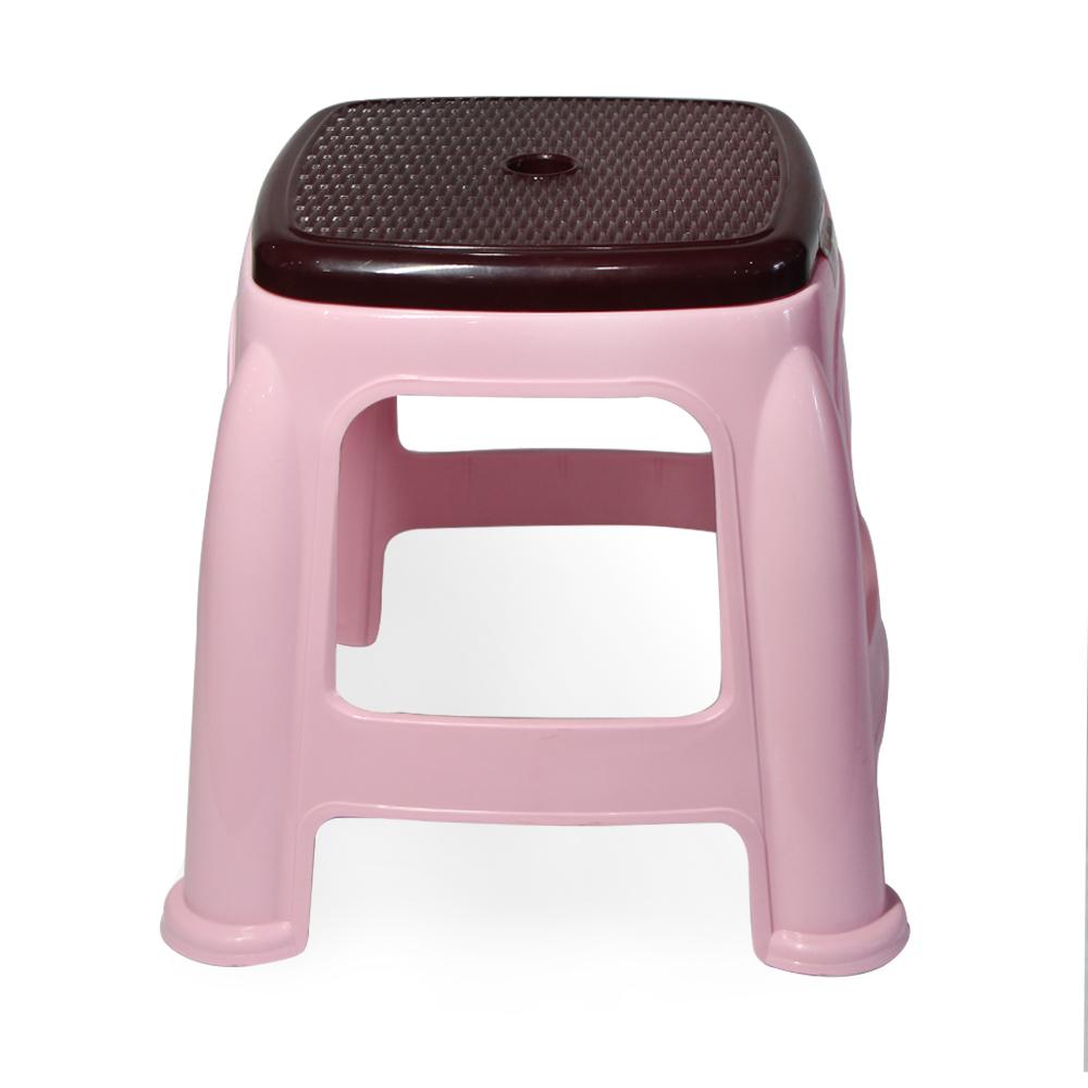 Amazing Biezutu Plastic Stacking Stool Non Slip Bathroom Stool Ncnpc Chair Design For Home Ncnpcorg