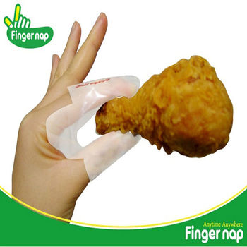 disposable mini sanitary glove FINGER NAP