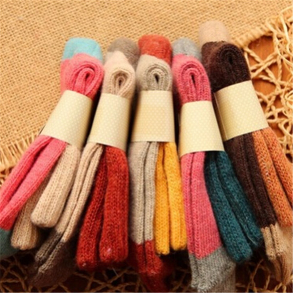 Hot selling Autumn and Winter cotton sock from China factory
