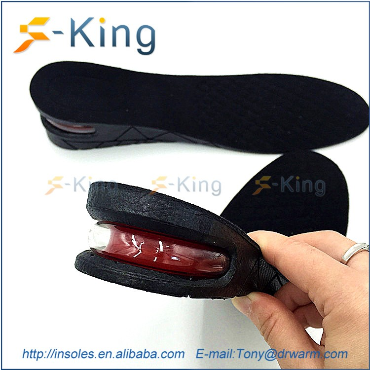Pu Foam Height Increase Insole For Winter Shoes
