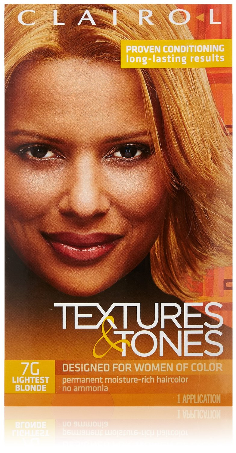 Buy Clairol Professional Textures And Tones Permanent Hair Color