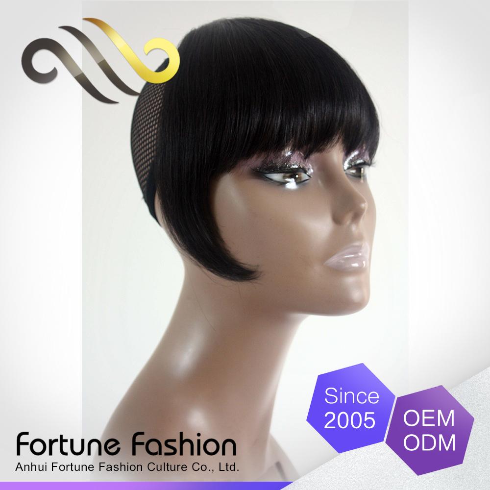 High Quality Cheap Hairpiece Fringe Hair